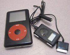 Apple iPod Classic 4th Generation 20GB Special U2 Edition Model A1059