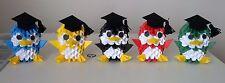 3D Origami Penguin Scholar