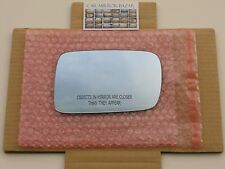 595RB BMW 7 & 3 Coupe Convertible Series BLUE Mirror Glass Passenger Side Right