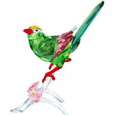 Swarovski Crystal Creation 5244650 Green Magpie