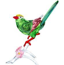 Swarovski Crystal Creation 5244650 Green Magpie RRP $899