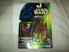 Star Wars - Momaw Nadon - Power of the Force Action Figure