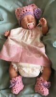 Gemma NEWBORN BABY Child friendly REBORN doll cute Babies