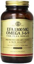 Solgar EFA 1300 mg Omega 3-6-9 Softgels 120ct