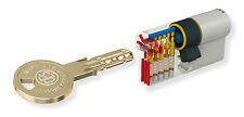 CES Schließzylinder Sicherheitszylinder WZ5 mit N+G inkl. 5 Schlüssel Neu