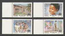 Namibia 1993 SOS Child Care/Health/Welfare/Children/Family/Nurses 4v set n20137