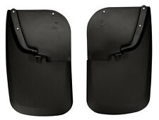 HUSKY LINERS Mud Flap Guards 11-15 FORD F250 F350 w/ NO Fender Flares (REAR)