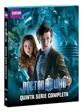 Doctor Who - Stagione 05 (New Edition) (4 Blu-Ray) EAGLE PICTURES