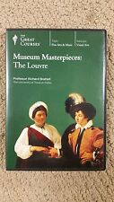 The Great Courses - DVDs - Museum Masterpieces: The Louvre  (J16/B3)