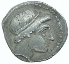 MACEDONIA / PHILIP II. FATHER OF ALEXANDER THE GREAT 359-336 BC SILVER COIN RARE