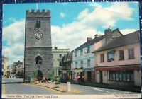 England Newton Abbot The Clock Tower - unposted