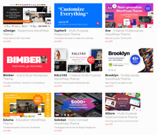 OFFER! 140+ Wordpress Themes for Only $19