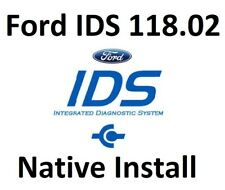 FORD IDS 118.02 + Calibration files ✅ Pro Diagnostic Software ✅ Instant Download