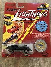 Johnny Lightning 1969 Lightning Motion Limited Commemorative Custome XKE Rare