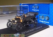 1/43 Minichamps 1914 Model T Touring Car, 100 Years of Ford Heart & Soul