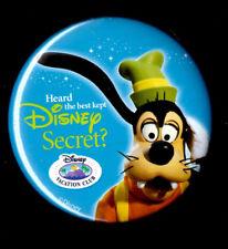 Disney Vacation Club Goofy Button