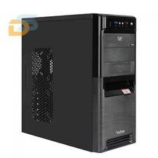 CABINET CASE ATX PC DESKTOP CON USB 3.0 / 2.0 E ALIMENTATORE 500 WATT PC FISSO