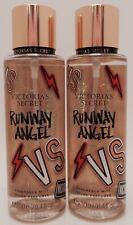 2 VICTORIA'S SECRET RUNWAY ANGEL FRAGRANCE BODY MIST PARFUMEE 8.4 oz