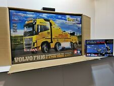 "Tamiya 56362+56553,1/14 Volvo FH16 Globetrotter Truck Kit,+Elc.Actuator set""NEW"""