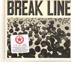 (GC229) Break Line, Anand Wilder & Maxwell Kardon - 2014 Sealed CD
