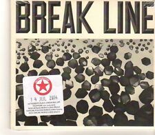 (GC229) Break Line, Anand Wilder & Maxwell Kardon - 2014 Sealed CD
