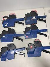 1-Sato Avery Dennison 216 Price Gun Hand Labeler Sticker Retail Pricing