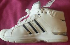 NWT ADIDAS ClimaCool White PRO Model 8 basketball Shoes Women's Size 7.5 NEW