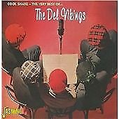 Cool Shake: The Very Best Of The Del Vikings, The Del Vikings, Audio CD, New, FR
