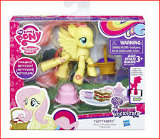 My Little Pony Equestria POSEABLE Fluttershy PICNIC Pony Play Set  🌟NEW🌟