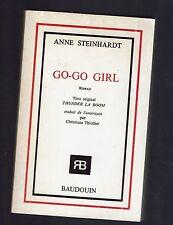 GO GO GIRL ANNE STEINHARDT  BAUDOIN 1975