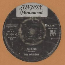 "Roy Orbison(7"" Vinyl)Falling / Distant Drums-London-HLU 9727-UK-VG/VG+"