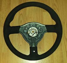 BMW E30 M Sport / M3  - steering wheel genuine alcantara - any colour stitching.