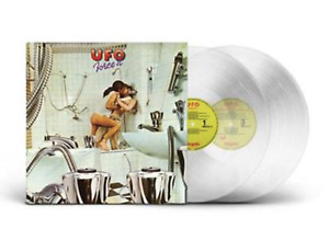 UFO: Force it Double LP Coloured Clear Vinyl New Sealed