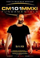 Cem Yilmaz CM101MMXI Fundamentals Original FILMPLAKAT A1 gerollt (keine DVD!!!)