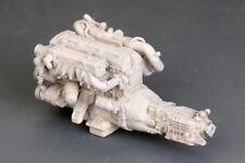 Hobby Design 1/24 2jz Engine Kit (resin Pe)