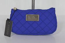 Neu Guess Reise Beautycase Kosmetik Tasche Kulturbeutel Bag Blau 4-17 UVP 29€