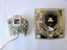 Dreamcast Seaman Translucent Clear Skeleton Store Promo Bundle Extremely Limited