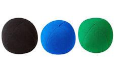 3 X  Henrys Jonglierball Bean Bag Superior medium 67 mm Schwarz Blau Grün