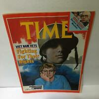 Time Magazine July 13 1981 Vietnam Vets Fighting For Their Rights