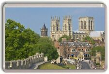 York, Yorkshire England Fridge Magnet 01