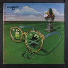 BUGGLES: Adventures In Modern Recording LP (sm toc, partially split inner, sl
