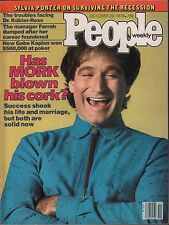 People Weekly October 29 1979 Robin Williams, Sylvia Porter VG 012816DBE