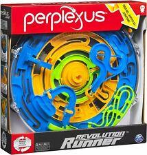 Perplexus Revolution Runner, Motorized Perpetual Motion 3D Maze Game New