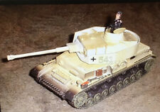 Britains 17460 #541 German Winter Camo Panzer IV Tank With Commander New