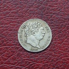 More details for george iii 1820 maundy silver twopence