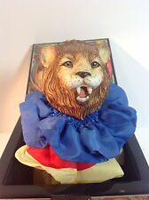 Monarch of the Midway Limited Ed Jack-in-the Box With Lion by Faith Wick Enesco