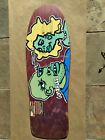 """vintage mark gonzales vision skateboards """"Man and Woman"""" 1988 RARE DECK"""