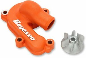 Boyesen Supercooler Eau Pompe Housse & Rotor Kit Orange (WPK-44AO)
