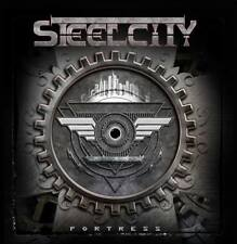 SteelCity - Fortress (*NEW-CD, 2018, Kivel Records) Bryan Cole AOR Melodic Metal
