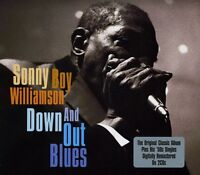 Sonny Boy Williamson II, Sonny Boy Williamson - Down & Out Blues [New CD] UK - I